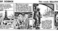 I published a feature in the Sydney Morning Herald today about a comic strip that appeared in newspapers all over the world for about 20 years from 1961. It was...